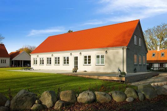 Villa på Møllegårdsvej i Tølløse - Ejendommen