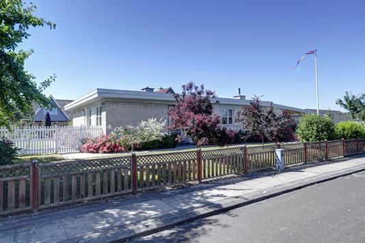 Villa på Claus Henrisvej i Kirke Hyllinge - Ejendommen