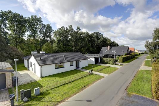 Villa på Svaleøvej i Roskilde - Ejendommen