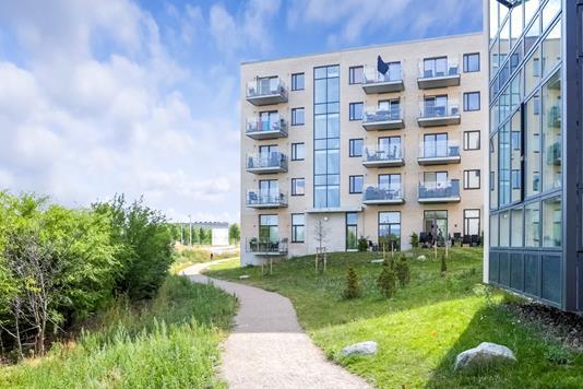 Ejerlejlighed på Pærelunden i Roskilde - Ejendommen