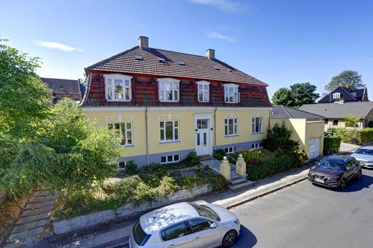 Ejerlejlighed på Sankt Laurentii Vej i Roskilde - Ejendommen