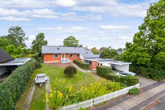 Villa på Middelfartvej i Roskilde - Ejendommen