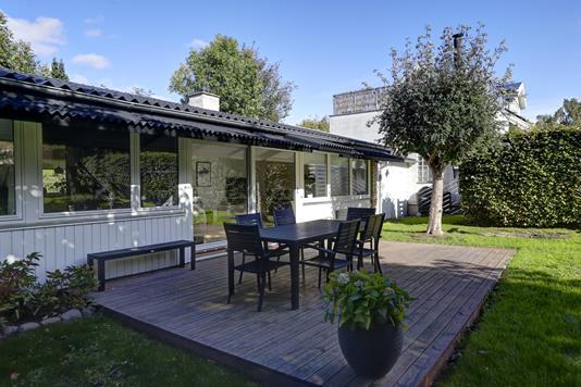 Villa på Himmelev Bygade i Roskilde - Ejendommen