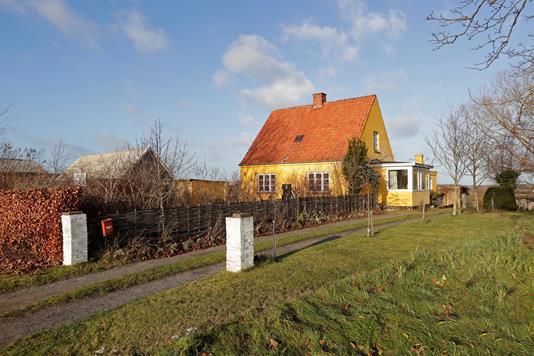 Villa på Holbækvej i Roskilde - Ejendommen