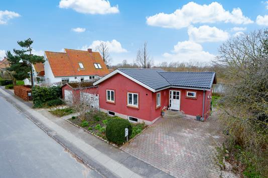 Villa på Lærkevej i Roskilde - Ejendommen