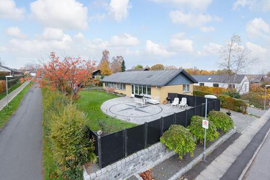 Villa på Tårnbjerggårdsvej i Lejre - Ejendommen