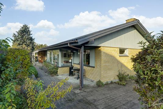 Villa på Klokkervej i Roskilde - Ejendommen