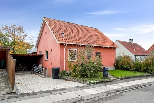 Villa på Prins Buris Vej i Roskilde - Ejendommen