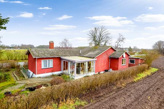 Villa på Gammelgårdsvej i Roskilde - Ejendommen
