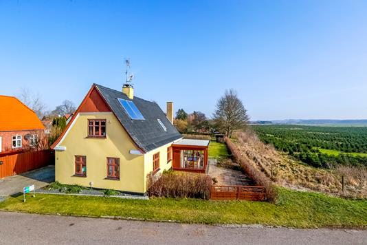 Villa på Hortenziavej i Hvalsø - Ejendommen