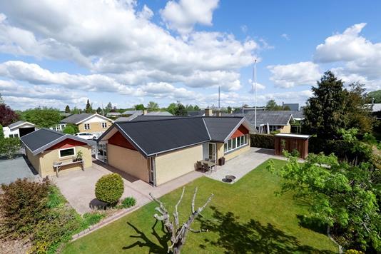 Villa på Bøgens Kvarter i Lejre - Ejendommen