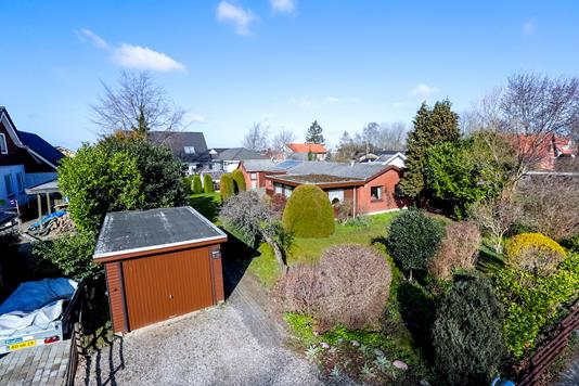 Villa på Sandvejen i Roskilde - Ejendommen