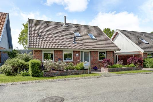 Villa på Lønspjæld i Lejre - Ejendommen