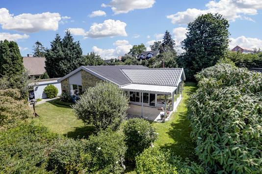 Villa på Ægirsvej i Roskilde - Ejendommen