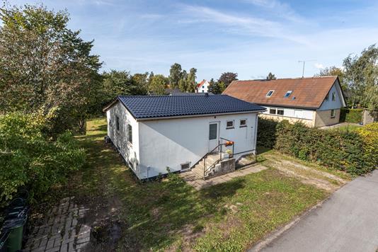 Villa på Assendløsevejen i Viby Sjælland - Ejendommen