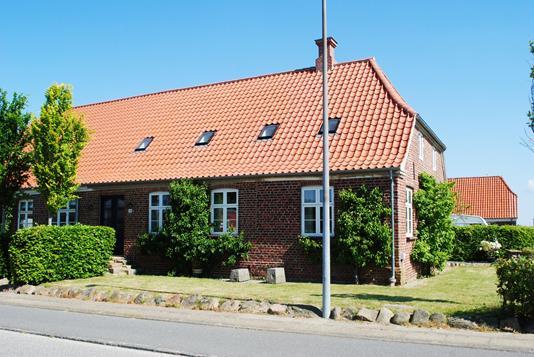 Rækkehus på Kongevejen i Ringkøbing - Ejendommen