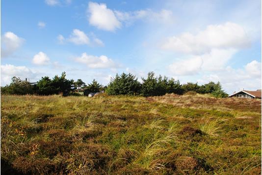 Fritidsgrund på Fyrmarken i Hvide Sande - Grund
