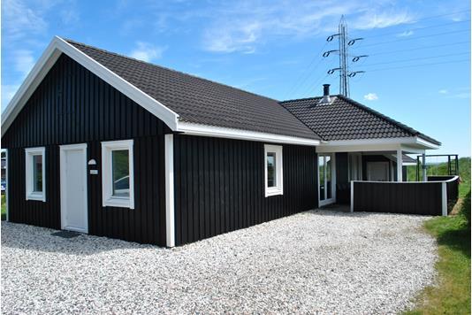 Fritidsbolig på Lyngsletten i Ringkøbing - Ejendommen
