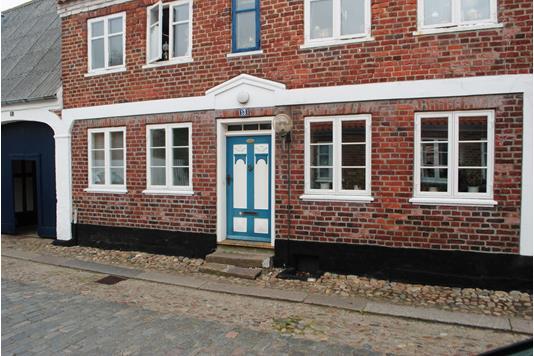 Ejerlejlighed på Ø Strandgade i Ringkøbing - Ejendommen