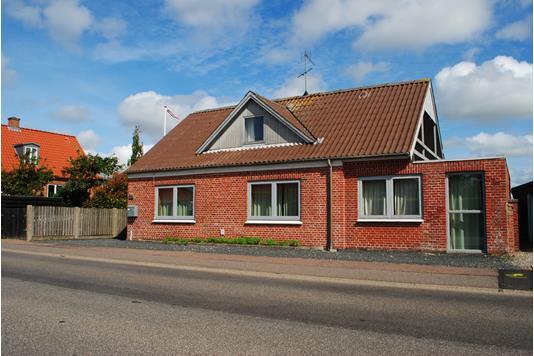 Villa på Klostervej i Ringkøbing - Ejendommen