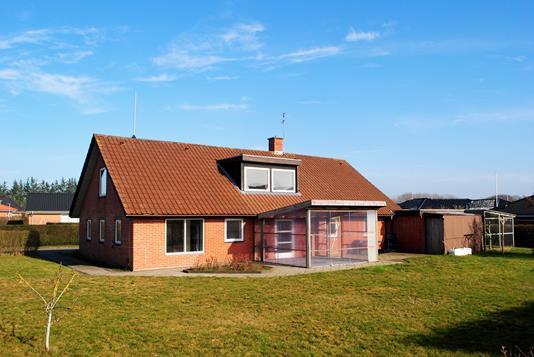 Villa på Gotlandsgade i Ringkøbing - Ejendommen