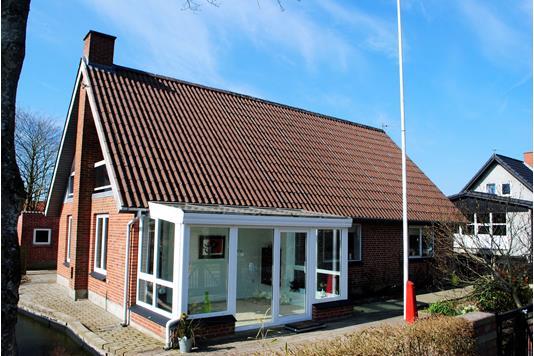 Villa på Lambækvej i Lem St - Ejendommen