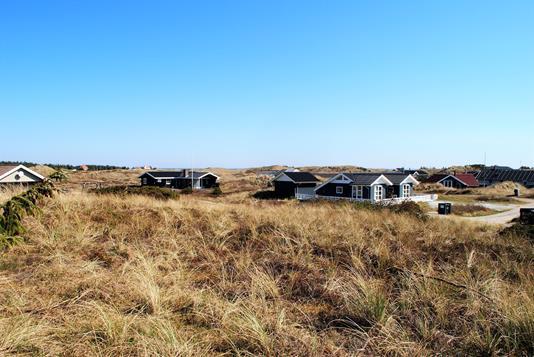 Fritidsgrund på Baunebjergvej i Hvide Sande - Ejendommen