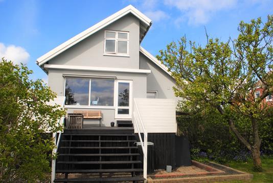 Villa på Nørregade i Hvide Sande - Ejendommen