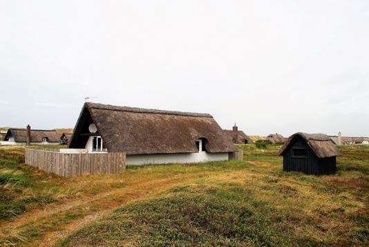Fritidsbolig på Nordsø Ferievej i Ringkøbing - Ejendommen