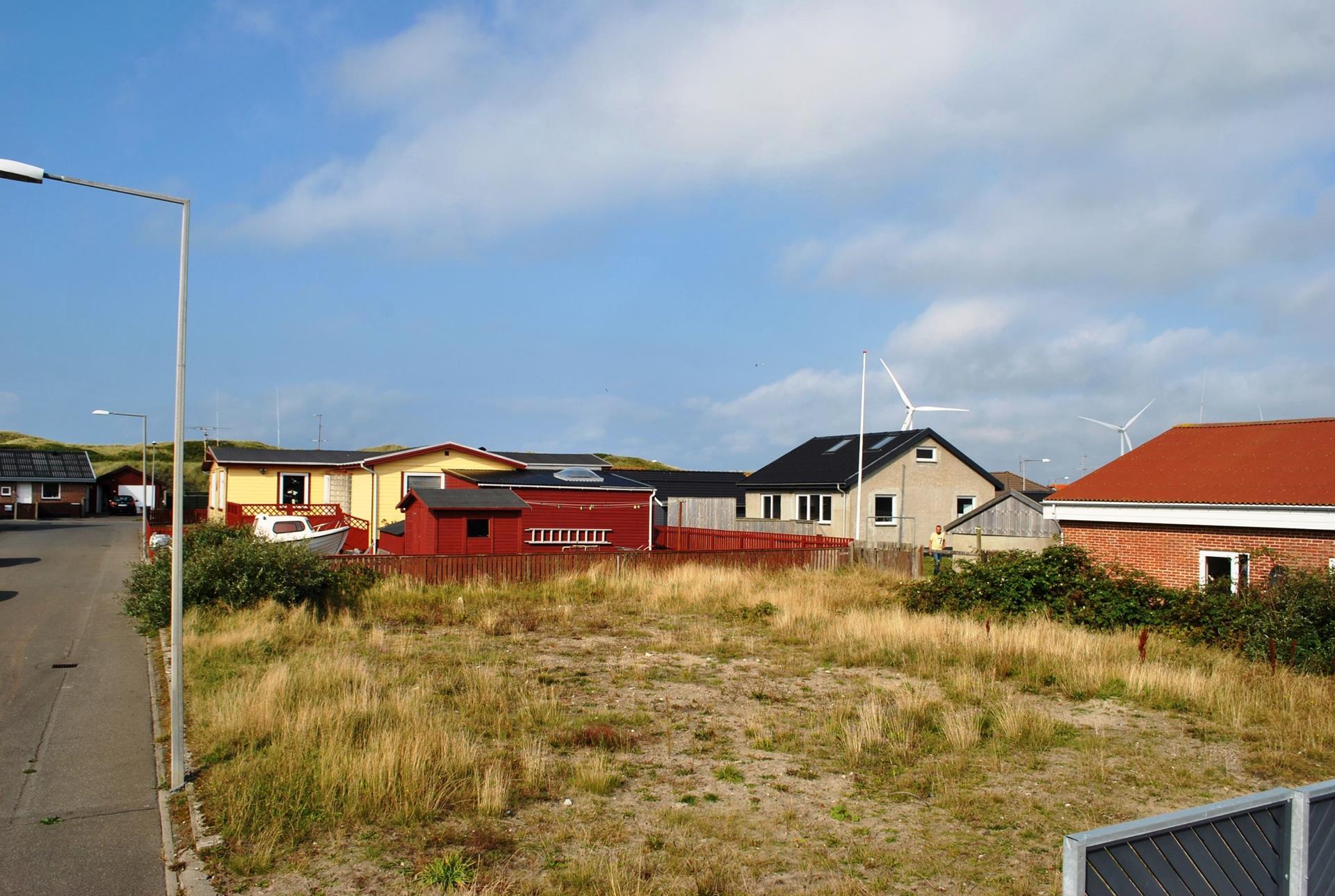Helårsgrund på Vesterhavsvej i Hvide Sande - Grund