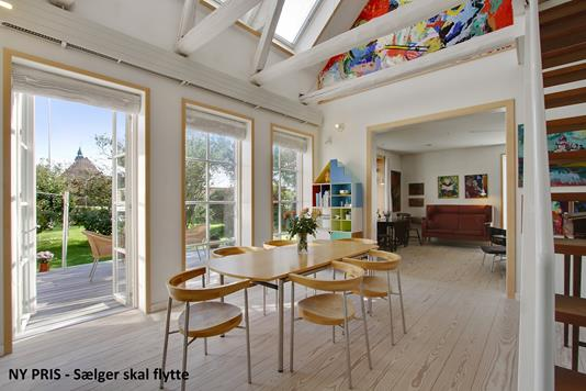Villa på M Erichsens Vej i Ringkøbing - Spisestue