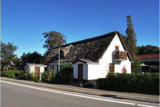 Villa på Agersbækvej i Ringkøbing - Ejendommen
