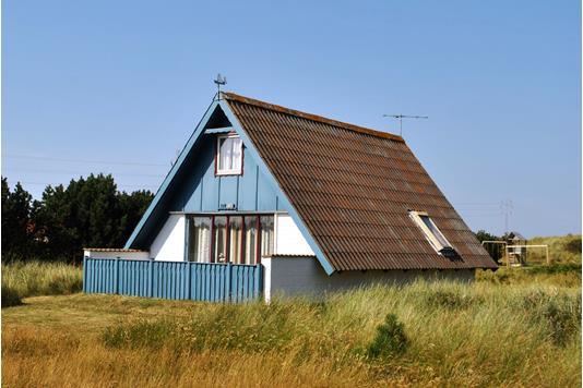 Fritidsbolig på Sivbjerg i Hvide Sande - Ejendommen