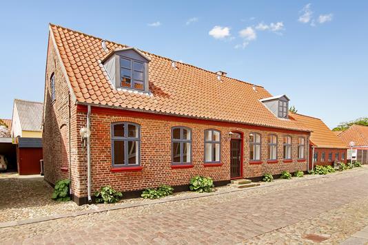 Villa på Grønnegade i Ringkøbing - Ejendommen