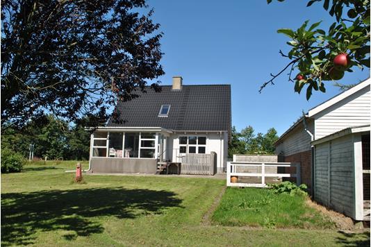 Villa på Nymøllevej i Ringkøbing - Ejendommen