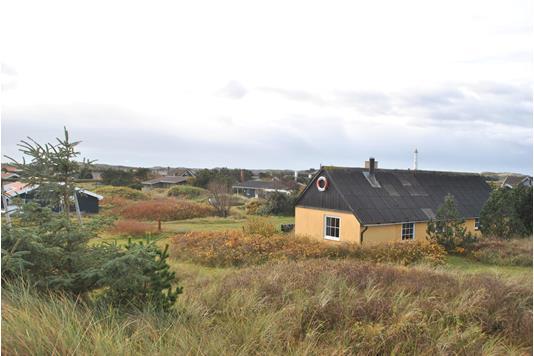 Fritidsbolig på Fyrmarken i Hvide Sande - Grund