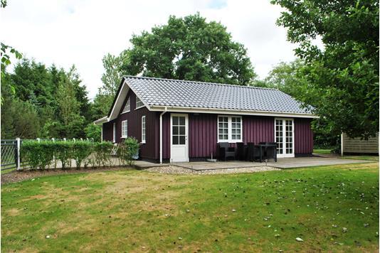 Villa på Nørbæk i Lem St - Ejendommen