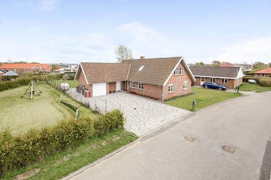 Villa på Musvitvej i Ringkøbing - Ejendommen