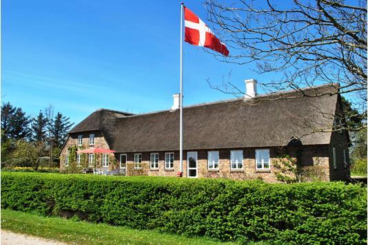 Villa på Halkærvej i Tim - Ejendommen