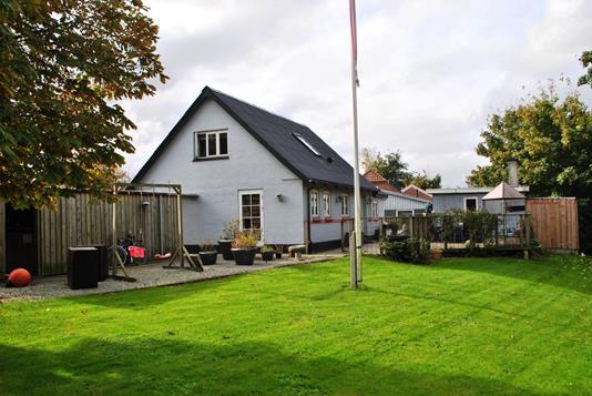 Villa på Byvejen i Ringkøbing - Andet