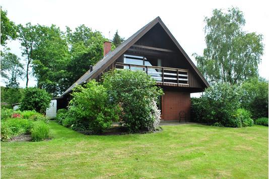 Villa på Skovbrynet i Ringkøbing - Ejendommen