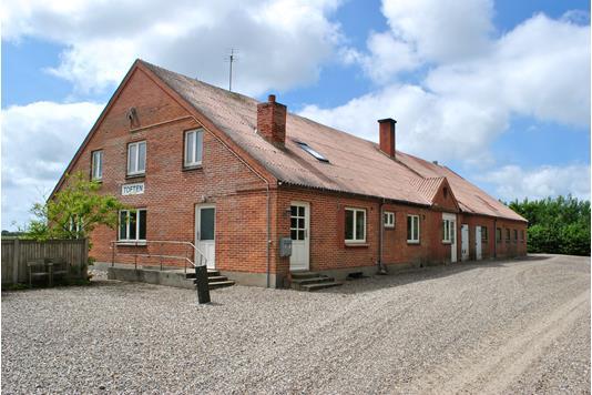 Villa på I C Christensens Vej i Ringkøbing - Ejendommen