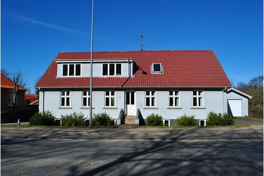 Villa på Ørnevej i Ringkøbing - Facade