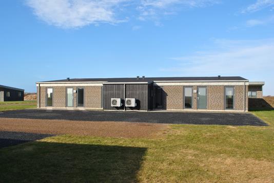 Ejerlejlighed på Søndervig Feriepark i Ringkøbing - Facade