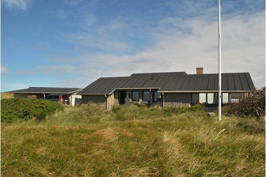 Fritidsbolig på Baunebjergvej i Hvide Sande - Ejendommen