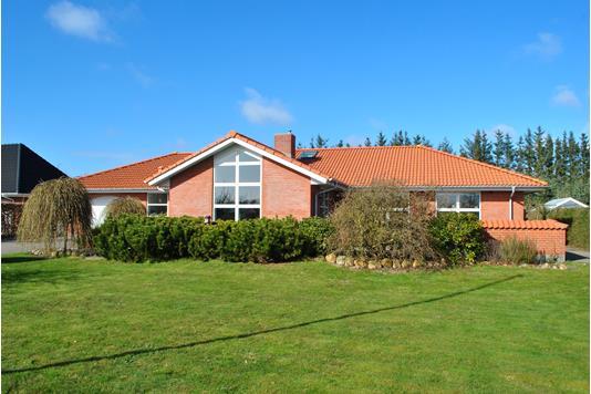 Villa på Gotlandsgade i Ringkøbing - Facade