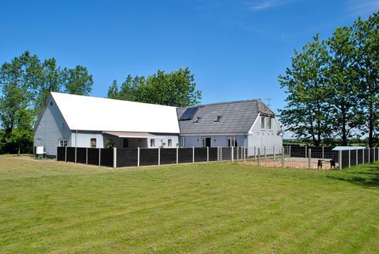 Villa på Borkvej i Ringkøbing - Ejendommen