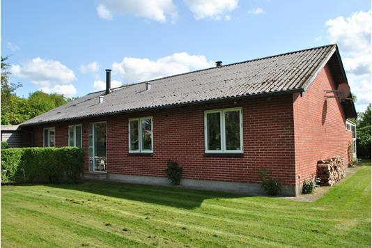 Villa på Trøstrupvej i Tim - Andet