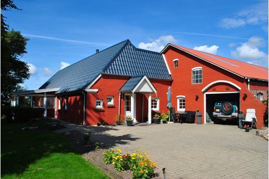 Villa på Rindumvej i Ringkøbing - Ejendommen