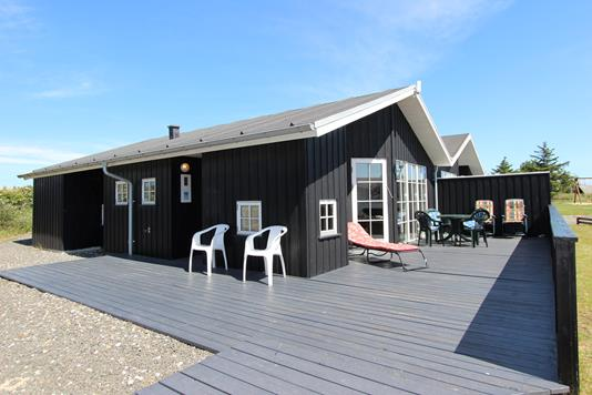 Ejerlejlighed på Anker Eskildsens Vej i Hvide Sande - Ejendommen